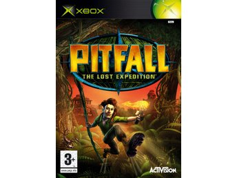 Pitfall: The Lost Expedition - Xbox