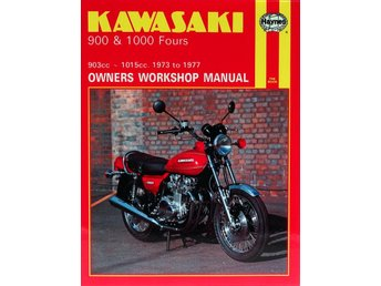 Haynes manual Kawasaki Z900 & Z1000 Fours, 73-77
