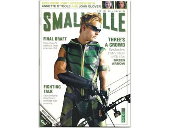 Smallville Magazine # 18 Cover B NM Ny Import REA!