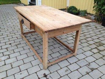 Rustikt köksbord 1800-tal - Uppsala - Rustikt köksbord 1800-tal - Uppsala