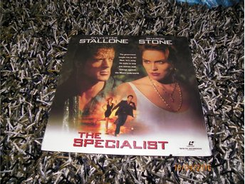 The specialist - Widescreen edition - 1st Laserdisc