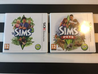 The Sims 3 & The Sims 3 Pets 3DS
