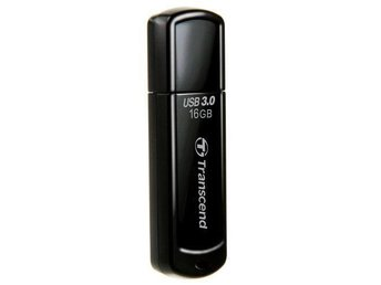 Usb-Minne 16 gb Transcend 3,0