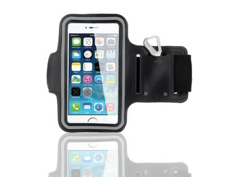 Sportarmband iPhone 6S PLUS/6 PLUS Svart