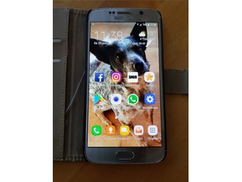 Samsung Galaxy S6  32 GB  Gold Platinum