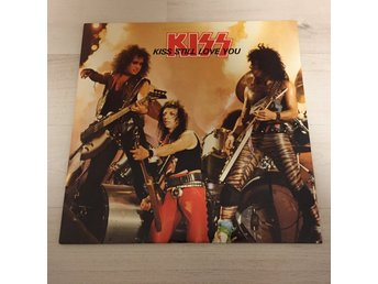 KISS - KISS STILL LOVES YOU. Unofficial Release (2LP)