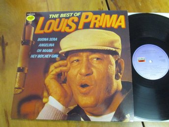 "Louis Prima ""The Best Of"""