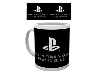Mugg - Spel - Playstation World (MG1416)