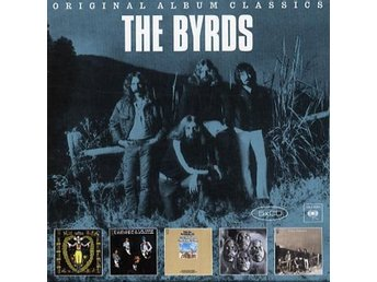 Byrds: Original album classics 1971 (5 CD)