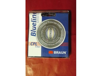POLARISATIONSFILTER,BRAUN,72MM,FILTER