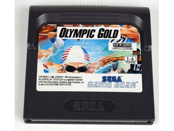 SEGA Game Gear: Olympic Gold