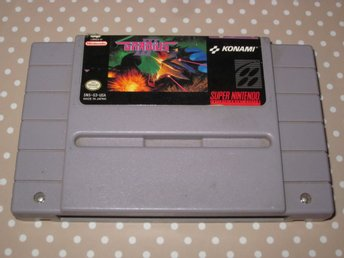 Graius III (3) USA till Super Nintendo SNES