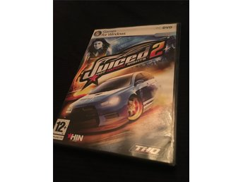 Juiced 2 Hot Import Nights Games for Windows PC DVD