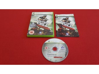 SPLINTER CELL CONVICTION till Xbox 360