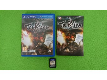Toukiden The Age of Demons KOMPLETT Playstation Vita ps
