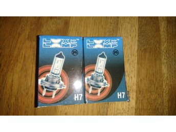H7 lampa 24V 70W 2-Pack
