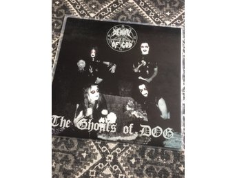 Denial of God - The Ghouls of Dog LP (1:a press)