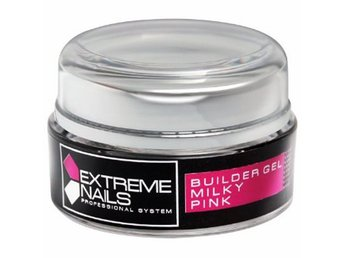 Extreme Nails - Builder Gel Milky Pink 15ml