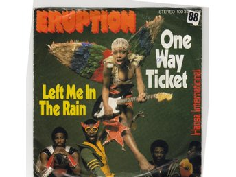 Eruption - One way ticket 1979 7""