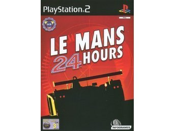 Le Mans 24 Hours - PS2 spel