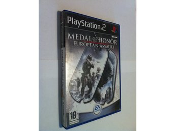 PS2: Medal of Honor: European Assault