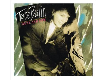 TRACE BALIN - Here And Now - LP (1990)