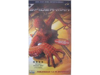 Spiderman - VHS