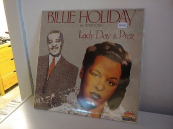 Billie Holiday With Lester Young - Lady Day & Prez (LP, Near Mint)