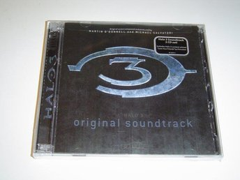 Halo 3 Original Soundtrack Musik *NYTT*