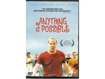 ANYTHING IS POSSIBLE   (SVENSKT TEXT)