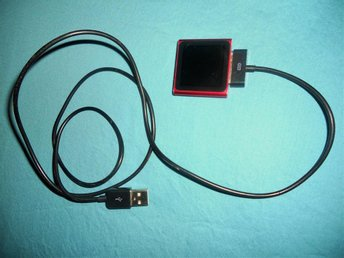 iPod Nano touch  6th generation (16 gb)