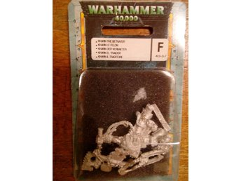 Warhammer 40K Chaos Space Marine Blister - Kharn The Betrayer