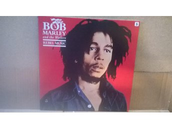 Bob Marley And The Wailers - Rebel Music, LP