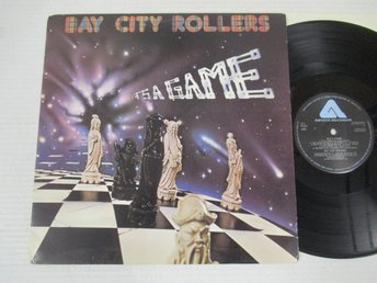 "Bay City Rollers """"It's A Game"""