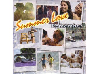 Summer Love-Remember (2 versioner + video) / CD-singel
