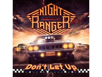 Night Ranger: Don't let up (Vinyl LP) - Nossebro - Night Ranger: Don't let up (Vinyl LP) - Nossebro