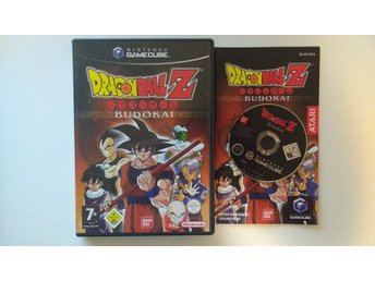 Nintendo GameCube: Dragonball Dragon Ball Z Budokai