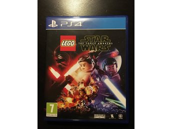 Lego Star Wars The Force Awakens till Playstation 4