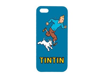 The Adventures of Tintin iPhone 5 skal / mobilskal