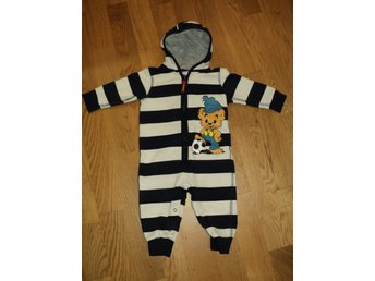 BAMSE jumpsuit onesie jumpin overall stl 68