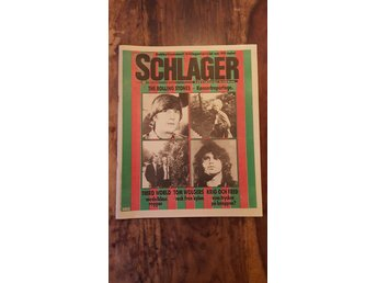 Schlager / Nr 45-46 1982 / The Rolling Stones / Third World