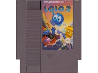 NES - Adventures of Lolo 2 (Beg)