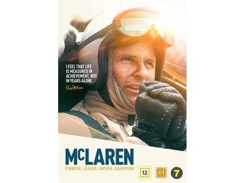 Javascript är inaktiverat. - Tyringe - FILM OCH FODRAL I PERFEKT SKICK Namnet McLaren är synonymt med motorsportens bästa och en symbol för kvalitet inom bilindustrin. Men få känner till att märket skapades av en ung man från Nya Zeeland - en pionjär som följde sina drömmar - Tyringe