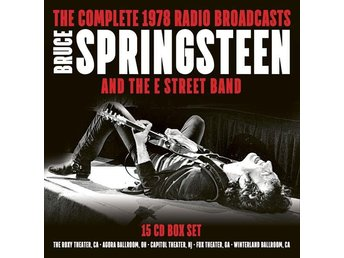 Springsteen Bruce: Complete 1978 radio broadc. (15 CD)