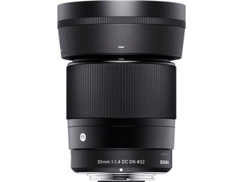 SIGMA AF 30mm f/1.4 DN DC C Contemporary SONY E-Mount
