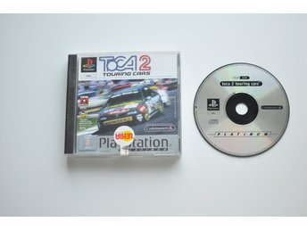 TOCA 2 Touring Cars till Playstation 1 (PS1, PSone)
