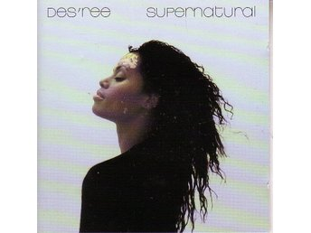 Des'ree-Supernatural / CD