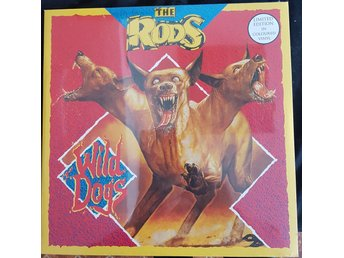 "The Rods""Wild dogs"" LP"