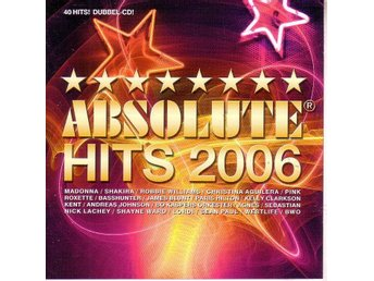 Absolute Hits 2006 / Samlings-D/CD