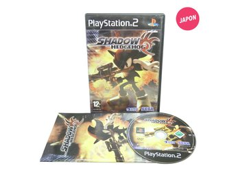 Shadow the Hedgehog (EUR / PS2)